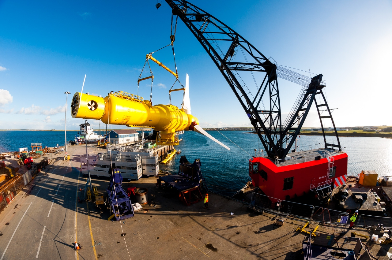 SABELLA takes over tidal energy assets from GE